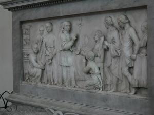 Monument_for_Pietro_Metastasio-Minoritenkirche