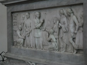 Monument_for_Pietro_Metastasio-Minoritenkirche