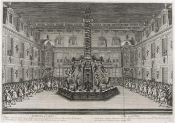 Festivity of Louis XIV